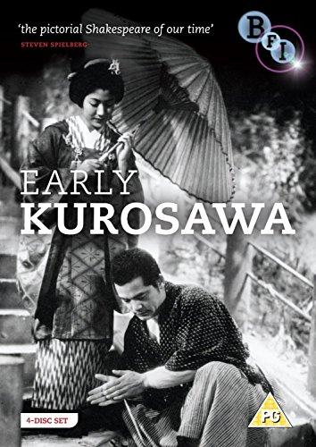 Early Kurosawa Collection [4 DVDs] [UK Import]