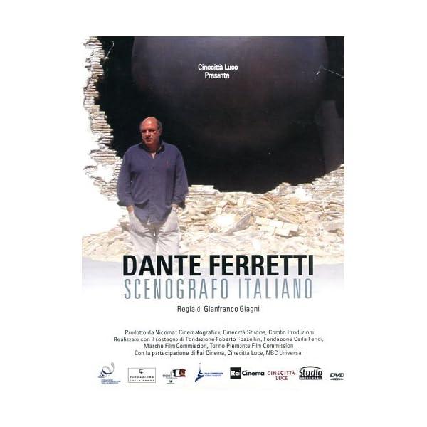 Dante Ferretti – Scenografo Italiano