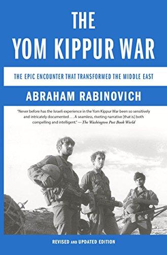 The Yom Kippur War: The Epic Encounter That Transformed the Middle East Modernen ägyptischen Geschichte