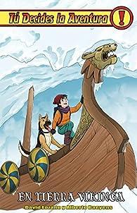 En tierra vikinga: Tú decides la aventura, 31 par  David Lozano Garbala