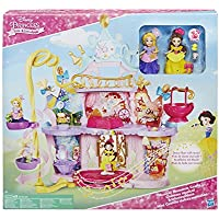 Disney Princesses - C0536EU40 - Poupée - le Château des Mini-poupées