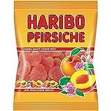 Haribo Beutel 100g, Pfirsiche 15 x 100 g