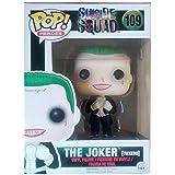FUNKO - Figurine POP Suicide Squad Joker Tuxedo (Exclusive)
