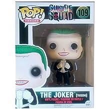 Suicide Squad Figurine Funko POP Le Joker Tuxedo Edition Limitée 9 cm