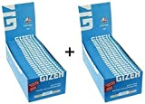 GIZEH Special (blau) 50 Blatt / 2x50er (Blättchen, Paper, Papier)
