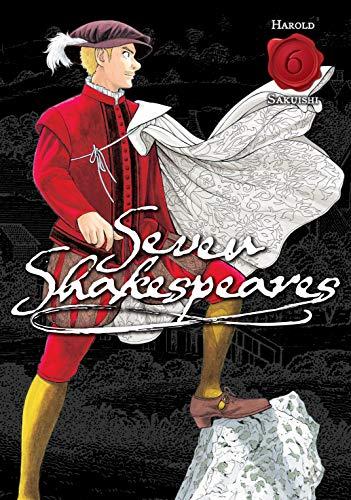 Seven Shakespeares Vol. 6 (comiXology Originals)
