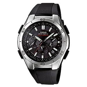 Reloj Casio WVQ-M410-1AER de cuarzo para hombre con correa de resina, color negro de Casio