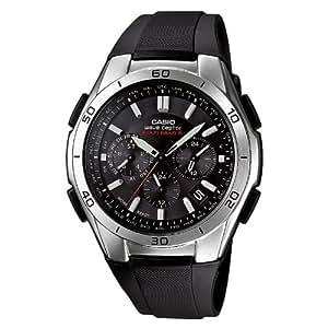 Casio Herren-Armbanduhr XL CASIO FUNKUHREN Analog Quarz Resin WVQ-M410-1AER
