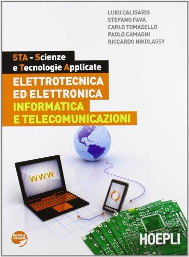 STA. Elettrotecnica ed elettronica-Informatica e telecomunicazioni