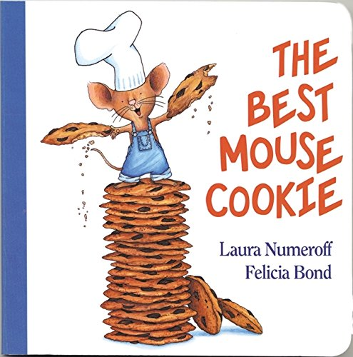 The Best Mouse Cookie Board Book (If You (Thema Cookie Monster)
