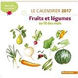 Calendrier Fruits et légumes au fil des mois