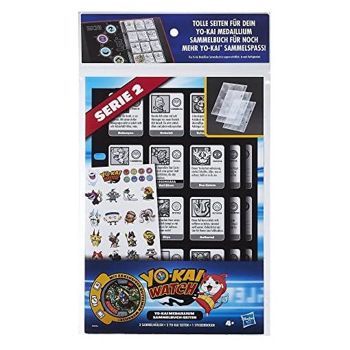 Hasbro-Yo-Kai-Watch-B6046100-Sammelhllen-inklusive-1-Medaille-Sammelspielzeug