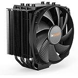 be quiet! Dark Rock 4 CPU Kühler Top-Flow Prozessorlüfter für Intel und AMD BK021 schwarz