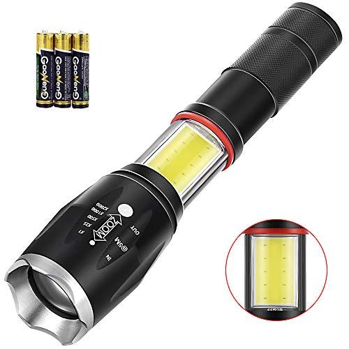 Didisky Linterna Military Tactical Flashlight 2 1