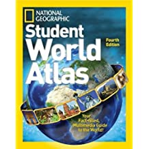 National Geographic Student World Atlas Fourth Edition (Atlas )