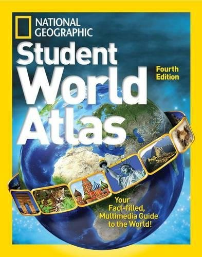 Student world atlas. Per la Scuola media
