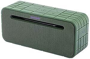 Boat Rugged Shock Proof Bluetooth Speaker with Inbuilt Power Bank
