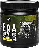 Nu3 - EAA Vegan En Poudre 400g Goût Citron - 8 Acides Aminés Essentiels -...