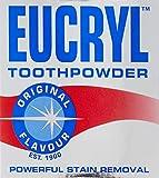 Eucryl fumeurs Poudre à dent Original 50g