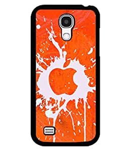 printtech Apple Splash Design Back Case Cover for Samsung Galaxy S4::Samsung Galaxy S4 i9500