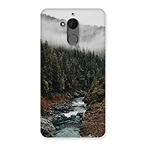 Neo World River And Hills Back Case Cover for Coolpad Note 5