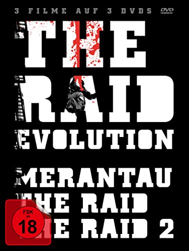 The Raid Evolution [3 DVDs]