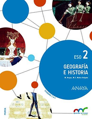Geografía e historia 2 (trimestres) (aprender es crecer en conexión)