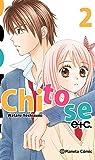 Chitose Etc nº 02/07 (Manga Shojo)