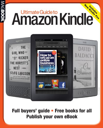 Ultimate Guide to Amazon Kindle (English Edition)