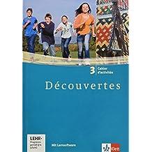 Découvertes/Cahier d'activités mit Sprachtrainer Kommunikation - Band 3