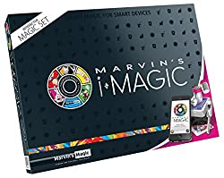 Marvin's Magic 54075 - Zauberkasten Marvin`s I - Magic (Smart Phone Tricks), Komplettset für Zaubertricks zusammen mit Handy, Zauber Set für Magier ab 8 Jahre, mit Link zu genauen Beschreibungen