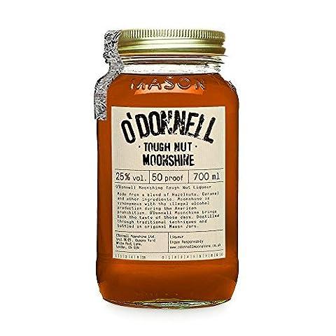 O'Donnell Moonshine Harte Nuss Likör Liköre (1 x 0.7 l)