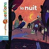 La nuit / Astrid Dumontet | Dumontet, Astrid. Auteur