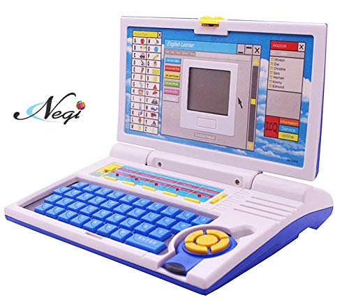 Negi Battery Operated English Learner Educational Notebook