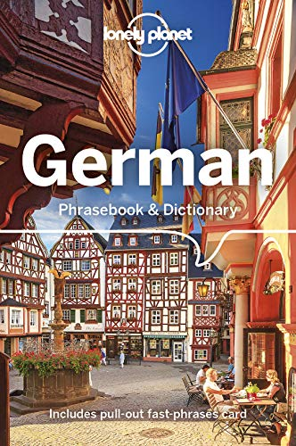 German Phrasebook & Dictionary - 7ed - Anglais par LONELY PLANET