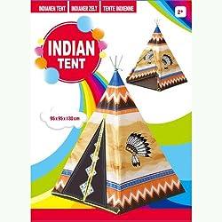 Speelgoed 8234 Tipi de Jeu, Tente d'Indien