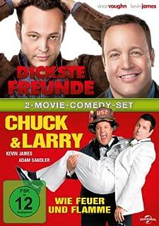 Dickste Freunde / Chuck & Larry [2 DVDs]