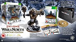 Lord of the Rings: War in the North - Collector's Edition (Xbox 360)