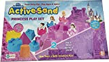 #6: Art Box Princess Girls Castle Play Active Sand in a Beautiful Pack for birhthday Gift Or Childs Activity (600gm) by Gupta Fancy Toy Store