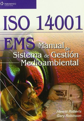 ISO 14001 EMS manual de sistemas de gestión medioambiental