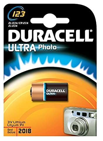DURACELL Lot de 5 Blisters de 2 piles photo