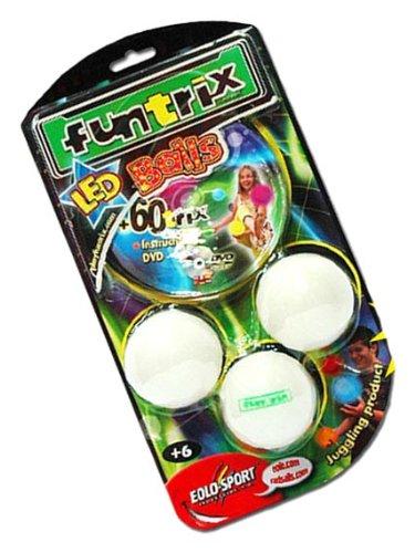 Zoom IMG-1 eolo led juggling balls