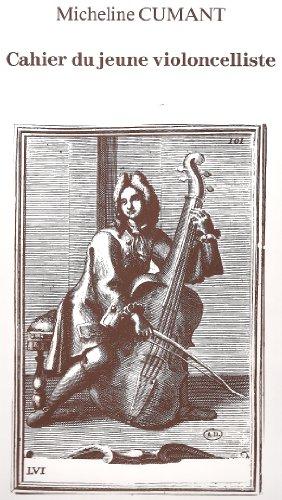 Partition : Cahier du Jeune Violoncellis...