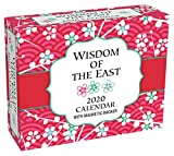 Wisdom of the East 2020 Mini Day-to-Day Calendar