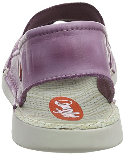 Softinos Tai383sof Washed, Sandales Bride Arriere Femme Violett (Lilac)