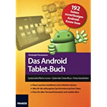 Das Android Tablet-Buch