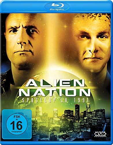Alien Nation - Spacecop L. A. 1991 [Blu-ray]