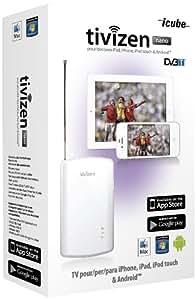 iCube - Tivizen Nano - Récepteur TV - Wifi - Blanc