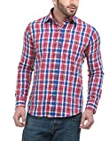 FASH-A-HOLIC Red Casual Shirt (F-107-Red...