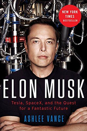 Elon Musk por Ashlee Vance